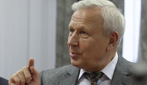 Вячеслав Колосков: в РФС не платят зарплату? Думаю, это недоразумение