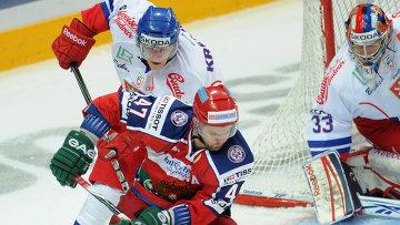 Хоккеисты из КХЛ не попали в состав сборной Чехии на Кубок Карьяла