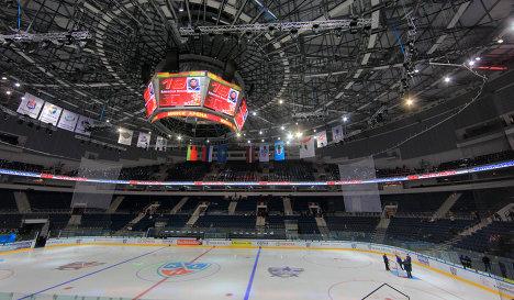 Билеты на чемпионат мира по хоккею