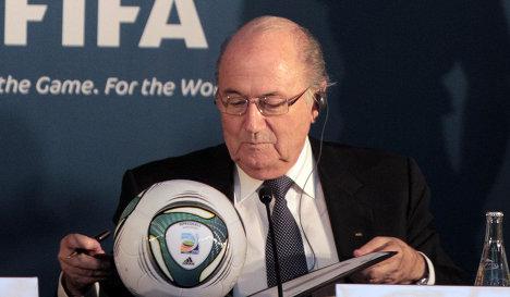 Йозеф Блаттер: ФИФА намерена расследовать утечку информации из комитета по этике
