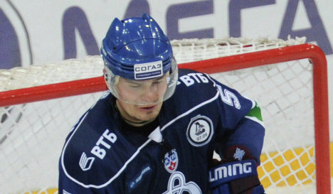 ХК «Сибирь» разгромно обыграл новокузнецкий «Металлург»