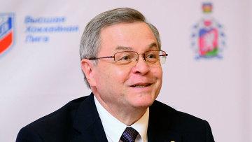 Билан покинет пост спортивного директора ХК Авангард - Шалаев