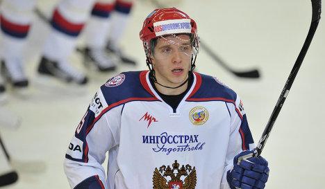 Nikolai Kulemin