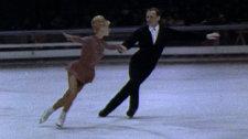 Олимпийское золото Гренобля Белоусовой и Протопопова. Архив, 1968 г.