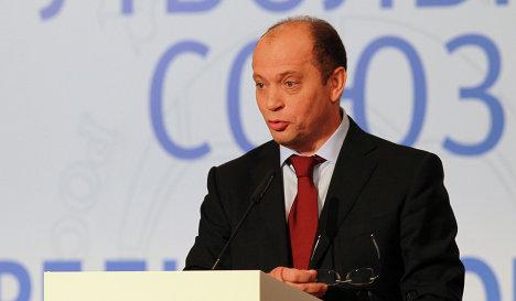 Сергей Прядкин: никаких извинений Гинер сегодня не приносил