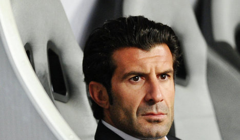 Фигу поборется с Блаттером за пост президента ФИФА