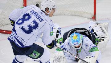 Хоккеистам Амура поставлена задача выйти в плей-офф КХЛ - Шпорт