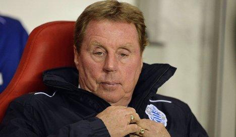 """Харри Реднапп: уверен, что """"Арсенал"""" финиширует в первой четверке"""