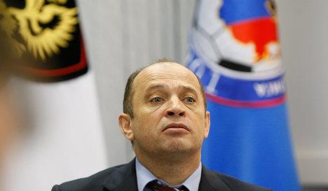 РФС принял решение о создании фонда пожертвований