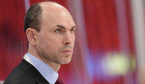 KHL: Ex-Flyer Yushkevich To Take Charge At Yugra Khanty-Mansiisk