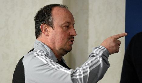 """Рафаэль Бенитес: в апреле будет решено, останусь ли я в """"Наполи"""""""