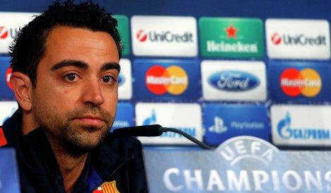 """Хави заявил, что хотел бы пойти по стопам Гвардиолы и возглавить """"Барселону"""""""