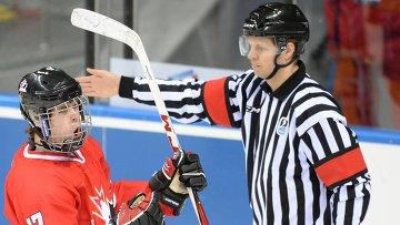 Макдэвид попал в заявку молодежной сборной Канады по хоккею на чемпионат мира