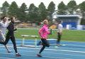 Российские легкоатлеты показали, как тренируются перед ЧМ в Москве