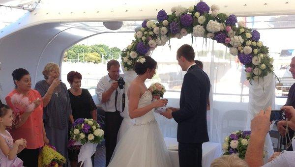 Свадьба Анастасии Зуевой и Сергея Фесикова