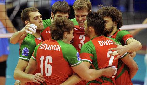 «Локомотив» стал финалистом волейбольного чемпионата России