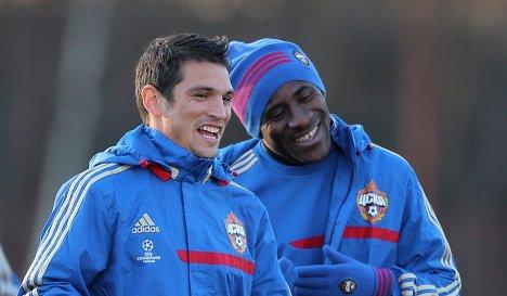ЦСКА объявил об уходе чилийского полузащитника Марка Гонсалеса