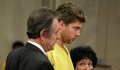 Semyon Varlamov in court