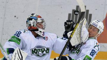 Хоккеистам Югры не нужно заострять внимание на череде поражений - Сергеев