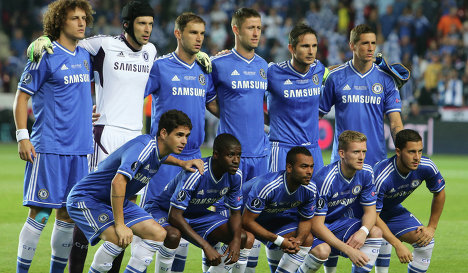 Челси 2013-14