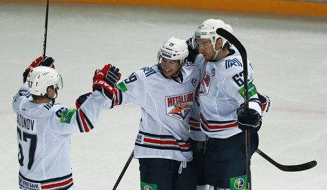 KHL: Metallurg Clinches 1st Place In Eastern Conference