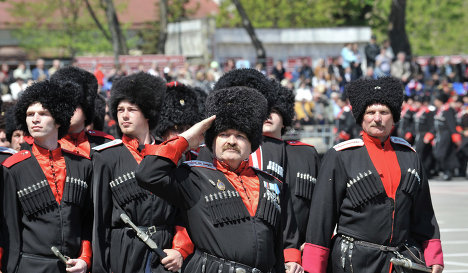 Kuban Cossacks