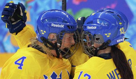 Swedish players