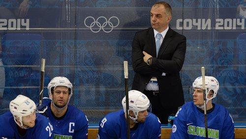 сборная Словении