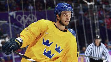 Шведский нападающий Яльмарссон подпишет двухлетний контракт с ПХК ЦСКА - СМИ