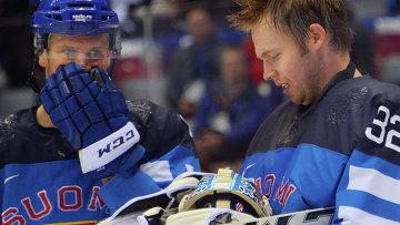 Хоккеист Йокерита Вяанянен пропустит три недели из-за травмы