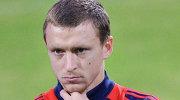 Полузащитник сборной России по футболу Павел Мамаев