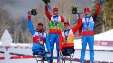 Роман Петушков, Владислав Лекомцев, Григорий Мурыгин и Рушан Миннегулов (слева направо)