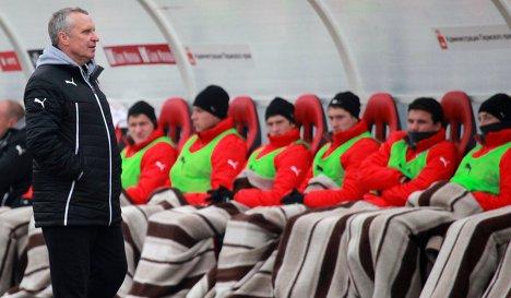 Леонид Кучук: «Некоторые эксперты перед 1-м туром, когда мы играли со звездным «Анжи», говорили, что нам там нечего делать»