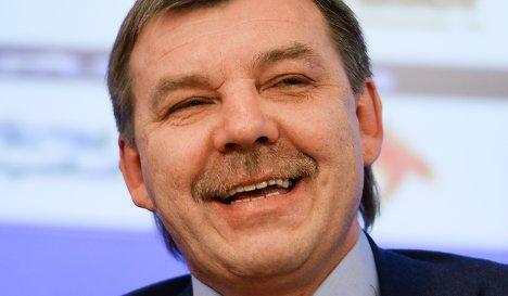 Znarok at RIA Novosti on Friday
