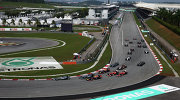 """Пилоты """"Формулы-1"""" уходят со старта Гран-при Малайзии"""