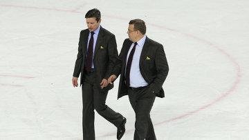 Новый сезон КХЛ будет отличаться борьбой талантливых тренеров - Гимаев