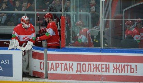 «Спартак» может получить «академический отпуск» в КХЛ