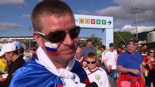 Российские фанаты раскритиковали игру сборной после поражения от бельгийцев