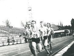 Константин Санталов (на первом плане)