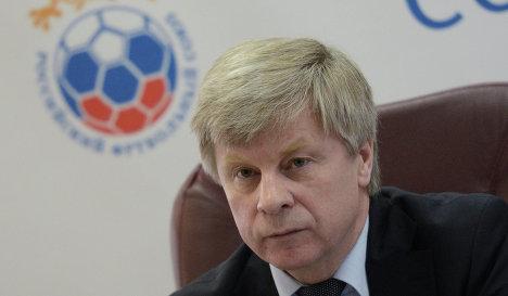 РФС получил решение исполкома УЕФА по Крыму