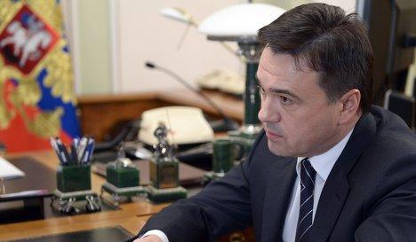 Андрей Воробьев: футбольную инфраструктуру Подмосковья модернизируют к ЧМ-2018