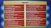 Жеребьевка группового этапа Лиги Европы