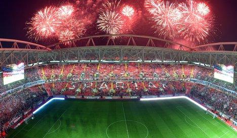Первый инспекционный визит ФИФА на стадионы ЧМ-2018 пройдет 16-23 октября