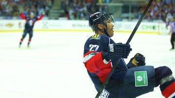 Слован одержал выездную победу над Ладой в матче чемпионата КХЛ