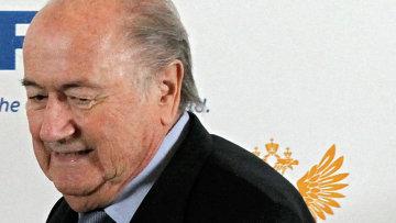 Критика Блаттера зачастую несправедлива, считает вице-президент ФИФА Бойс