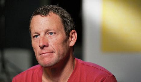 Экс-велогонщик Армстронг проедет этапы