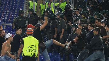 Бабаев: задержанные в Риме фанаты не будут присутствовать на домашних играх ЦСКА