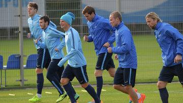 Зенит и Монако поспорят за лидерство в группе Лиги чемпионов
