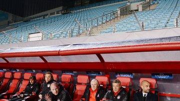Бавария была возмущена тем, что ее фанатов не пустили на матч с ЦСКА - Бабаев