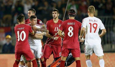 Вячеслав Колосков: УЕФА просчитался, поместив Сербию и Албанию в одну группу
